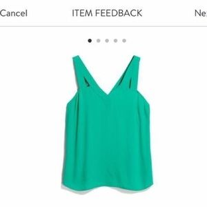 Tops - Tesora strappy tank top